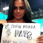 Justin Bieber a pus ochii pe moldoveanca lui Ionel Istrati?