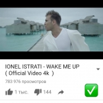 Wake me up - PESTE 5 000 000 VIZUALIZARI PE YOUTUBE!
