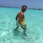 Ионел Истрати отдохнул на Багамах.