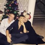 Ionel Istrati, impreuna cu familia de Revelion. Vezi cat de frumos au pozat impreuna
